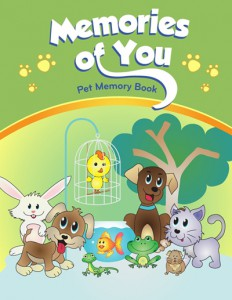 Memories of You - Pet Memory Book